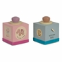 Handmade Chinese Zodiac Wooden Music Box - With Baby's Birth Year - Pink - click to Enlarge