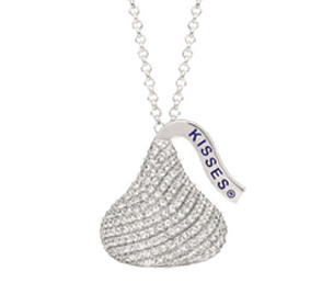 HERSHEY'S KISSES® Gemstone Necklace - 3D