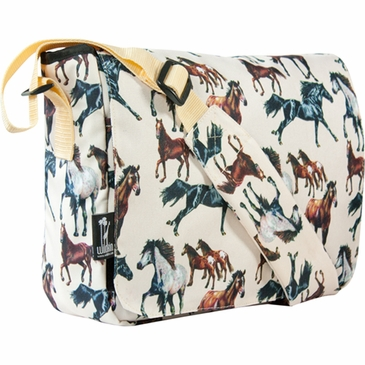 Horse Dreams Kickstart Kids Messenger Bag