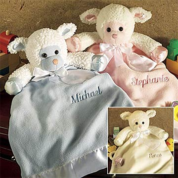 Huggable Blankie - Personalized