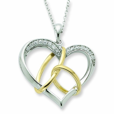 I Give You My Heart Necklace