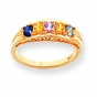 """""""I Love You"""" Family Ring - click to Enlarge"""