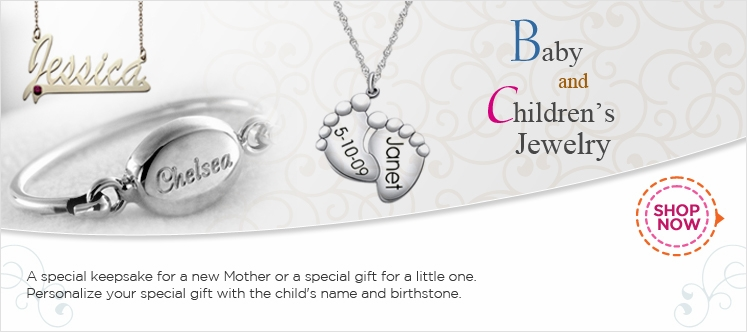 Baby and Children's Jewelry