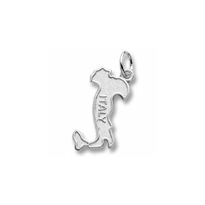 Italy Charm by Forever Charms - Personalized