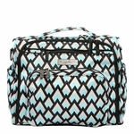 Ju-Ju-Be B.F.F. Onyx Black Diamond Diaper Bag