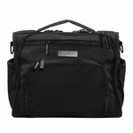 Ju-Ju-Be B.F.F. Onyx Black Out Diaper Bag