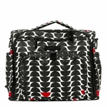 Ju-Ju-Be B.F.F. Onyx Black Widow Diaper Bag