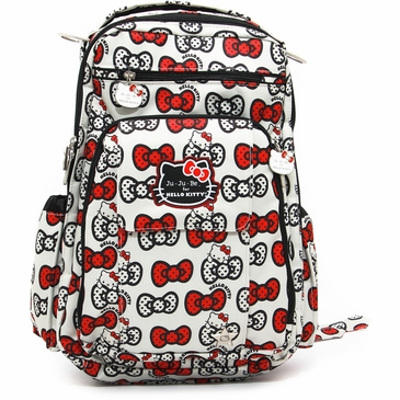 Ju-Ju-Be Hello Kitty Be Right Back PEEK A BOW Diaper Bags