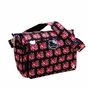 Ju-Ju-Be Hello Kitty Better Be Hello Perky Diaper Bag - click to Enlarge