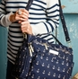 Ju-Ju-Be Legacy Nautical B.F.F The Admiral Diaper Bag - click to Enlarge