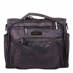Ju-Ju-Be Onyx Black Ops B.F.F. Diaper Bag