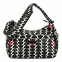 Ju-Ju-Be Onyx Black Widow HoboBe Diaper Bag - click to Enlarge