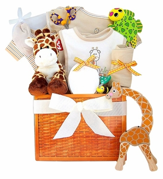 Jungle Animal Gift Set