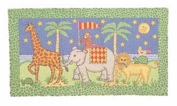 Jungle Parade Rug