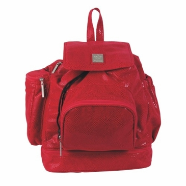 Kalencom Diaper Backpack Bag - Gecko Red