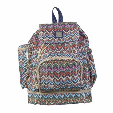 Kalencom Diaper Backpack Bag - Ripples Earth