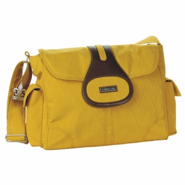 Kalencom Elite Pizazz Diaper Bag - Pizzazz Amber