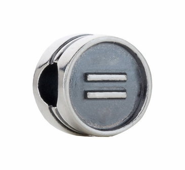 Kera™ Equal Sign Bead