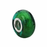 Kera™ Green Murano Glass Bead