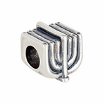 Kera™ Menorah Slider Bead