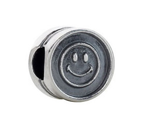 "Kera™ ""Smiley Face"" Symbol Bead"