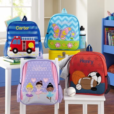Kid's Backpack - Personalized