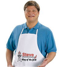 Kill of the Hill Personalized Apron