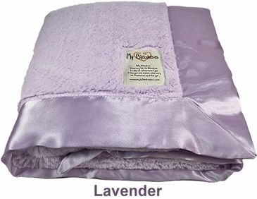 Lavender Luxe Blanket by My Blankee