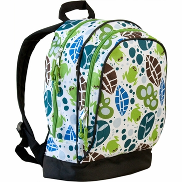 Lily Frogs Kids Backpack