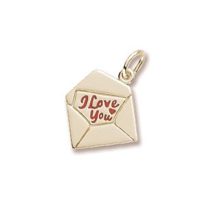 Love Letter Charm by Forever Charms - Personalized