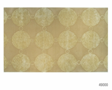 Marceline Gold Tufted Rug
