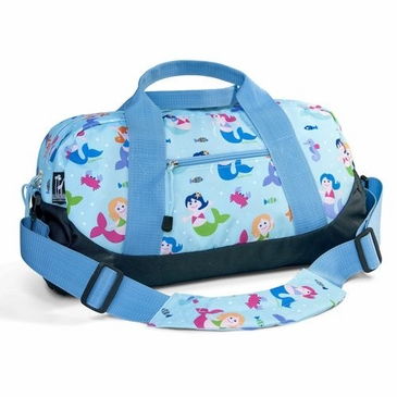 Mermaids Kids Duffel Bag