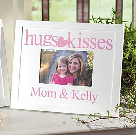 Mommy & Me Wooden Picture Frame