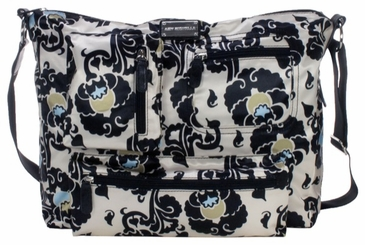 Moroccan Iris Baby Bag by Amy Michelle