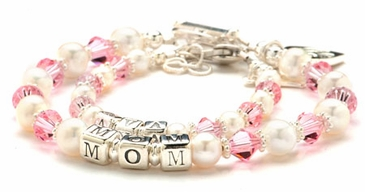 Mother & Daughter Bracelets - Radiant