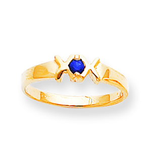 Mother's Love Birthstone Ring