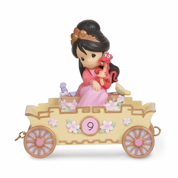 Mulan Collector Figurine