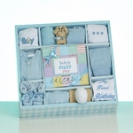 My First Year Keepsake Gift Set - Boy