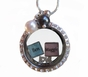 My Story™ Locket with Crystals - click to Enlarge
