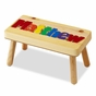 Name Puzzle Step Stools - click to Enlarge