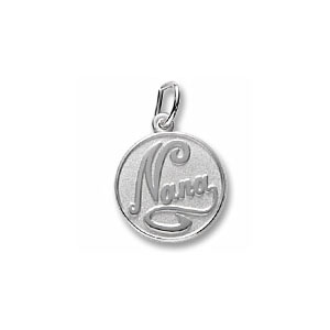 Nana Charm by Forever Charms - Personalized