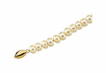 Natural Panache Freshwater Cultured Pearl Strand
