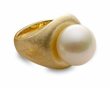 Natural Pearl Finger Ring