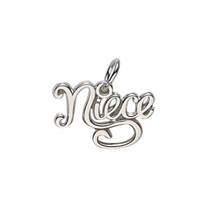 Niece Charm by Forever Charms