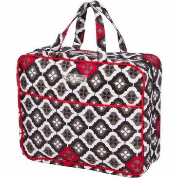 On-the-Go Kit Royal Ruby Montage Diaper Bag by Bumble Bags