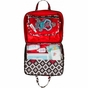 On-the-Go Kit Royal Ruby Montage Diaper Bag by Bumble Bags - click to Enlarge