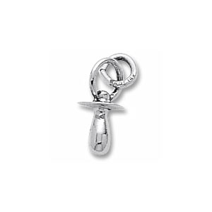 Pacifier Charm by Forever Charms