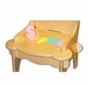 Personalized Child's First Puzzle Chair Princess - click to Enlarge