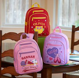 Girls Backpack with Personalized Design | Bliss Living
