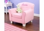 Pink Laguna Chair with Slip Cover - click to Enlarge